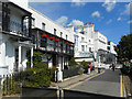 TR3967 : Victoria Parade, Broadstairs by Des Blenkinsopp