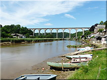 SX4368 : The River Tamar at Calstock by Ruth Sharville