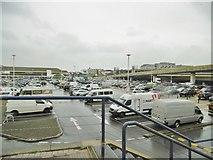 TQ3303 : Brighton Marina, car park by Mike Faherty