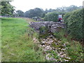 NY6712 : The packhorse bridge at Great Asby by Marathon