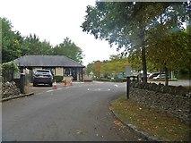 SP2408 : Burford Caravan Park by Michael Dibb
