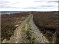 NZ7202 : Cut Road, Glaisdale Moor by John Allan