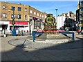 TR3141 : Floral Crown, Market Square, Dover by G Laird