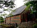 SO1106 : North side of St Tyfaelog Parish Church, Pontlottyn by Jaggery