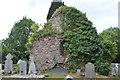 R8729 : The old church at Clonbeg by N Chadwick