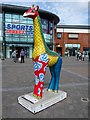 SO8555 : Worcester Stands Tall by Philip Halling