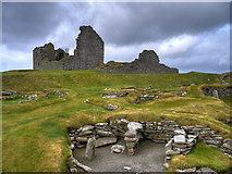 HU3909 : Jarlshof Prehistoric and Norse Settlement by David Dixon
