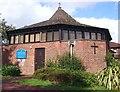 SU8034 : St Mark's Shared Church, Bordon, Hampshire - 190918 by John P Reeves