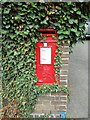 TL8629 : Colchester Road Postbox by Geographer