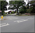 SP1926 : Junction of the A424 and A429 in Stow-on-the-Wold by Jaggery