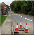 SP1925 : South along the A429 Fosse Way, Stow-on-the-Wold by Jaggery