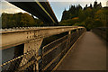 NN9258 : Rivet Joint on Clunie Bridge near Pitlochry, Scotland by Andrew Tryon