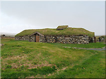 HP6311 : The Viking Unst Project: Viking Longhouse by David Dixon