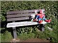 ST6674 : Even Spiderman needs a rest sometimes by Neil Owen