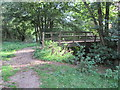 TL9481 : Peddars  Way  footbridge  over  Little  Ouse  River by Martin Dawes