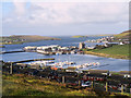 HU4039 : East Voe of Scalloway by David Dixon