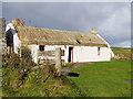 HU3631 : Easthouse Croft, West Burra : Week 39