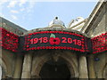 TL8783 : Commemoration  1918-2018  Thetford  Guildhall by Martin Dawes