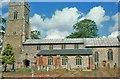 TG2917 : Wroxham St Mary by Martin Richard Phelan