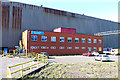 SE9210 : Appleby Frodingham Steelworks - Rail & Section Mill Despatch Office by Chris Allen