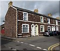 SO2914 : Southern end of Park Street, Abergavenny : Week 40