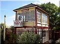 ST6773 : Warmley signal box by Neil Owen