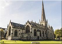 ST8558 : St James' church, Trowbridge by Julian P Guffogg