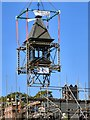 SJ8189 : Wythenshawe Hall Bell Tower by Gerald England