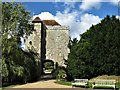 TQ5509 : Gatehouse, Michelham Priory, Upper Dicker by G Laird