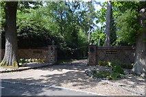 TQ6041 : Robin Gate by N Chadwick
