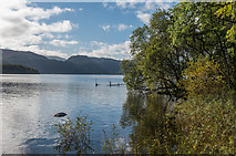 NY2521 : Derwent Water by Ian Capper