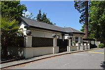 TQ6040 : Lodge, Pembury Rd by N Chadwick