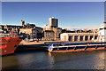 NJ9406 : Regent Quay, Aberdeen Harbour by David Dixon
