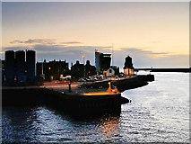 NJ9505 : Aberdeen Harbour, Pocra Quay by David Dixon