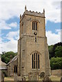 SE6176 : Gilling East, North Yorkshire, Holy Cross by Dave Kelly