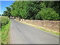 SJ5864 : Rushton Lane near Oulton Park by Jeff Buck