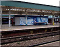 ST3088 : WH Smith on Newport Railway Station by Jaggery