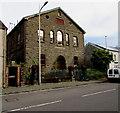 SS9398 : Former Ebenezer chapel, Wyndham Street, Tynewydd by Jaggery