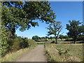 TQ1893 : The Green Belt north of Edgware by Marathon