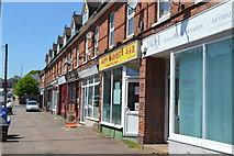 TQ5941 : Shops, Silverdale Rd by N Chadwick