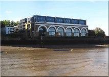 TQ3778 : Deptford: Former Payne's Paper Wharf by Nigel Cox