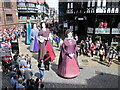SJ4066 : Chester Midsummer Watch Parade 2018 by Jeff Buck