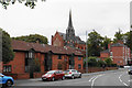 SO8276 : St John the Baptist, Kidderminster by Bill Boaden