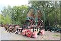 SJ3148 : Redundant mining equipment by Richard Hoare