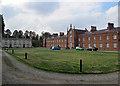 TL5338 : Saffron Walden: King Edward VI Almshouses by John Sutton