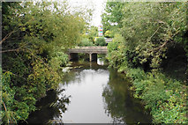 SO8276 : The River Stour at Kidderminster by Bill Boaden