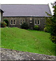 SS9391 : South side of St David's Church, Wyndham by Jaggery