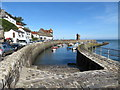 SS7249 : Lynmouth Harbour : Week 40