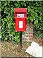 TL8622 : Surrex Hamlet Postbox by Geographer