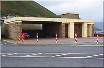 V6490 : Shelter & public toilets, Rossbeigh Beach, Glenbeigh, Co. Kerry by P L Chadwick
